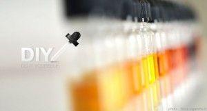 Le DIY consiste à faire ses e-liquides soi même.