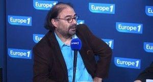 """Jacques Le Houezec dans l'émission """"La question qui fâche"""", hier sur Europe 1."""
