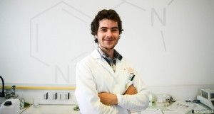 Jérémy Sorin : Technicien pôle analyse, recherche et Développement LFEL