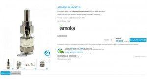 Le Magoo S est à 35,90 EUR chez Ivap