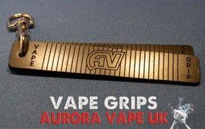 Le Vapegrip de chez Aurora Vape UK. A voir sur Youtube.