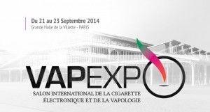 Le salon Vapexpo se déroulera du 21 au 23 septembre à la Grande Halle de la Villette (Paris).