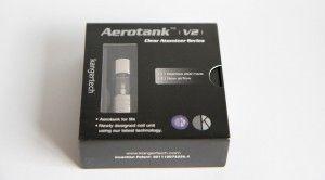 Coffret de l'AeroTank V2