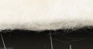 Cette fibre de cellulose est très aérée et offre une capillarité très intéressante pour équiper les atomiseurs.