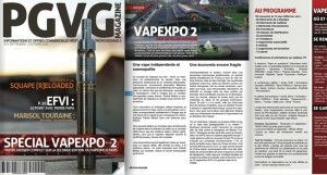 Magazine PGVG numéro 3 (septembre / octobre).