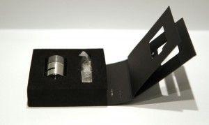 Ouverture du boitier avec ses accessoires