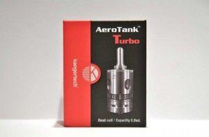Le boitier du Turbo Aerotank
