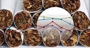 Les ventes de tabac continuent de baisser en France.