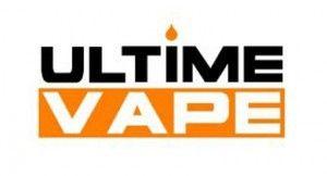 E-liquide UltimeVape fabriqué en Angleterre.
