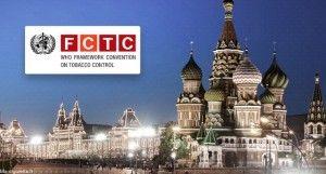 La sixième session de la Conférence des Parties (COP) à la Convention-cadre de l'OMS pour la lutte antitabac a lieu du 13 au 18 octobre 2014 à Moscou.