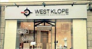 """Le magasin spécialisé """"West Klope"""", 40 Rue du Val de Mayenne à Laval."""