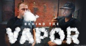 Behind the Vapor : La chasse aux preuves sur l'e-cigarette par l'université de Boston.