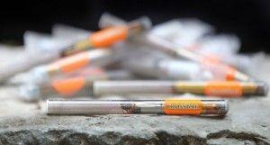 La marque Crossbar (littéralement passe-barreaux) propose des e-cigarettes transparentes.