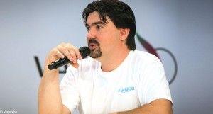 Brice Lepoutre, président de l'AIDUCE.
