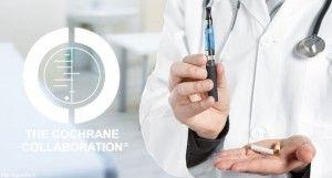 Une méta-analyse confirme l'efficacité de l'e-cigarette dans le sevrage tabagique.