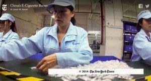 Les méthodes de fabrication des entreprises chinoises remises en cause par le New York Times.