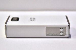 Le MPV 20W est équipé d'un écran Led très (ou trop) lumineux
