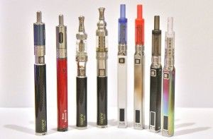 Brochette de batteries Innokin et Aspire