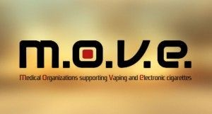 Medical Organizations supporting Vaping and Electronic cigarettes (MOVE)
