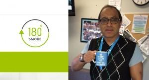 Ce chirurgien reconnu et installé au Canada tient un commerce d'e-cigarette depuis 2012.