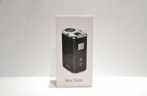Le coffret de l'iStick Mini 10W