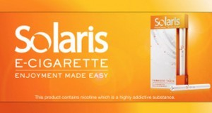 Solaris : le nom de l'e-cigarette version Philip Morris.
