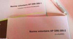 Les deux premières normes : XP D90-300-1 et Xp D90-300-2