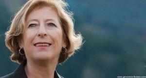 Geneviève Fioraso, députée de la 1er circonscription de l'Isère, ancienne ministre.