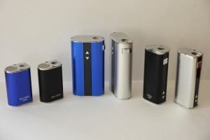 Les différentes iStick lancées sur le marché