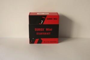 Le boitier du Subox Mini