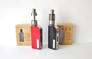 L'Innokin Cool Fire 4 est disponible en différent coloris (rouge, argent, bleu, noir).