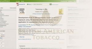 BAT a choisi de tester deux cigarettes électroniques de la marque NJOY.