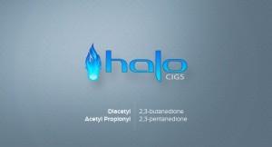 Halo est une marque américaine de e-liquide très populaire.