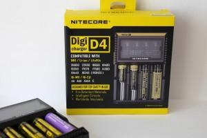 Le Nitecore D4 se veut être un chargeur polyvalent et axé sur la sécurité
