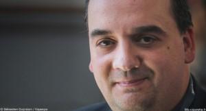 Konstantinos Farsalinos, auteur à ce jour du plus grand nombre d'études sur la cigarette électronique.