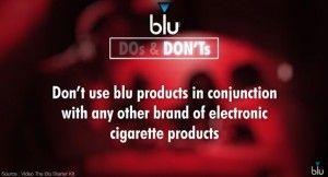 Blu-donts