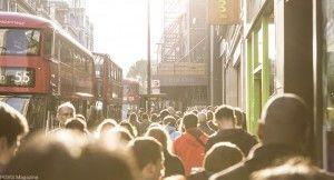 Londres-foule