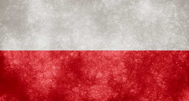 drapeau-polonais-grunge