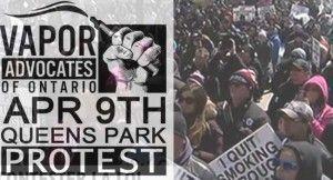 Ontario-protest