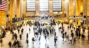 crowd-foule-USA-NYC-central-station