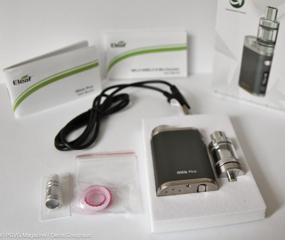 how to change a istick pico coil