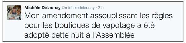 tweet-michele-delaunay