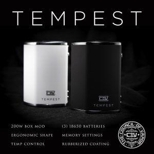 Council of Vapor Tempest box