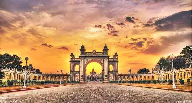 Mysore-Palace-Bangalore-Inde