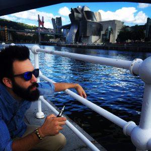 Denis Maragno, créateur de meetvapers.com