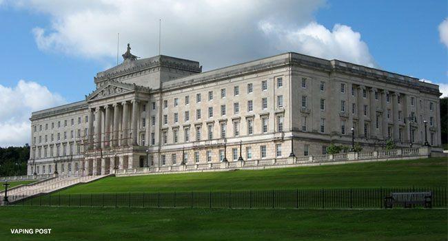 Parlement d'Irelande du nord à Belfast