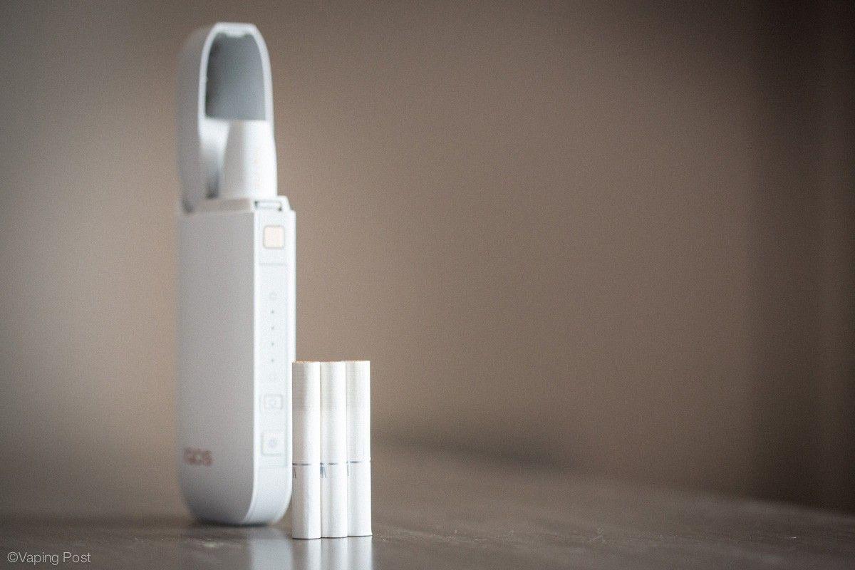 Tout sur l'IQOS, le tabac chauffé de Philip Morris (MAJ permanente)