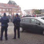 Manifestation de vapoteurs belges dimanche 15 janvier