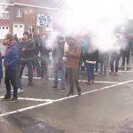 Manifestation de vapoteurs belges