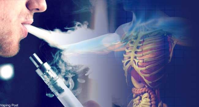 la cigarette lectronique est elle dangereuse pour les poumons. Black Bedroom Furniture Sets. Home Design Ideas